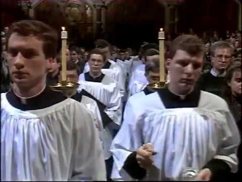 Of the Father's heart begotten - Carols from Maynooth 1989