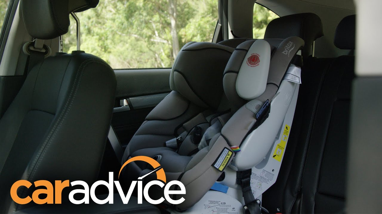 Your Questions About ISOFIX Car Seats Answered