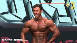 2014 GNC MUSCLE-PUMP WFF UNIVERSE IN SEOUL - Mike Pearson