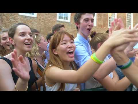 W&M in 30: Convocation 2018