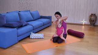 Йога для детей. Урок 4