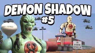 Demon Shadow #5: 50 FOOT DEMON! (Demon Shadow 2000)