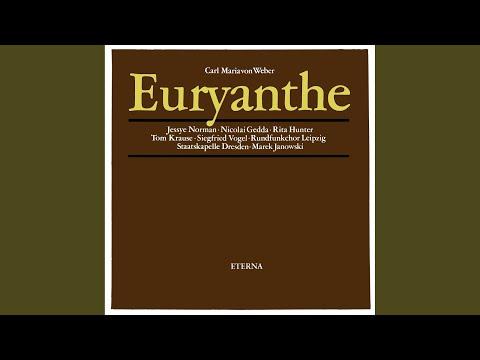 Euryanthe, J. 291: Act I Scene 2: Freundin! Geliebte! an meine Brust (Euryanthe, Eglantine)