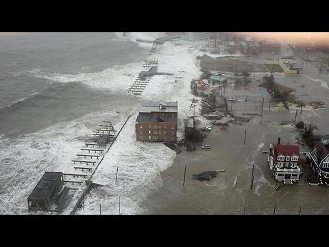 Hurricane Sandy in Far Rockaway  4 Years ago by Ladyannty