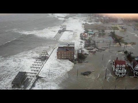 Hurricane Sandy in Far Rockaway  4 Years ago by Ladyannty
