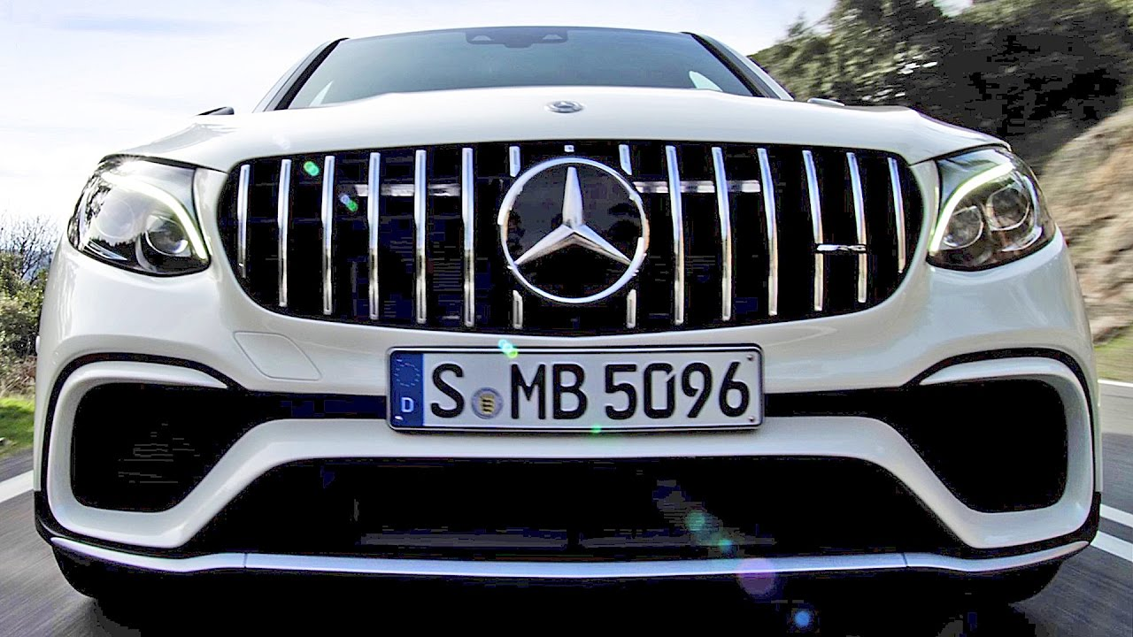 Mercedes-AMG GLC 63 (2018) SUV & Coupe   Official Trailer ...