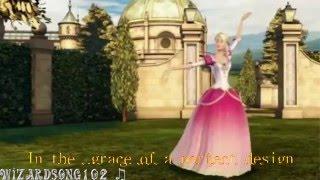 Barbie and The 12 Dancing Princessess - Shine lyrics