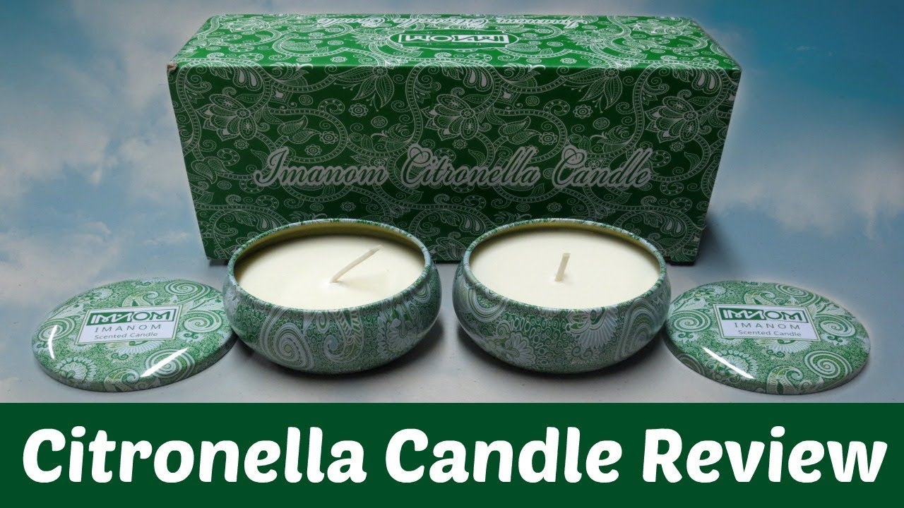 citronella candles coupons