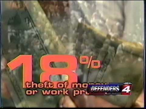 Employee Theft on The Rise (Channel 4 Detroit news segment 8/29/10)