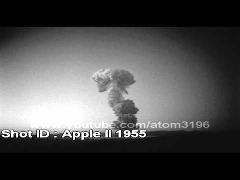 HD to 4K APPLE I & II 1955 shock wave and late cloud movie