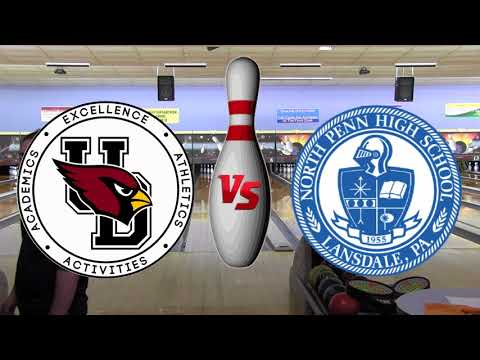 UDHS Bowling vs. North Penn (2017-2018)