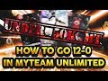 Download HOW TO GO 12-0 WITH A BUDGET SQUAD! 50K MT CAN GET YOU A FREE PINK DIAMOND! NBA 2K19