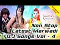Download Non Stop Latest Marwadi D.J Songs Vol - 4  || Rajasthani Sangeeth H.D MP3 song and Music Video