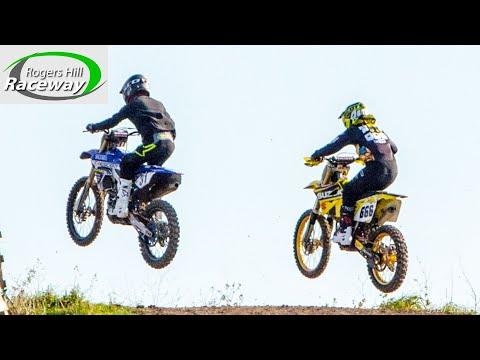 Rogers Hill Raceway - Raw Gopro!
