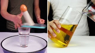 Best H2O Experiments You Have Not Seen And More Science Projects For School