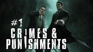 Шерлок Холмс: Преступления и наказания - Безутешная вдова. Часть 1