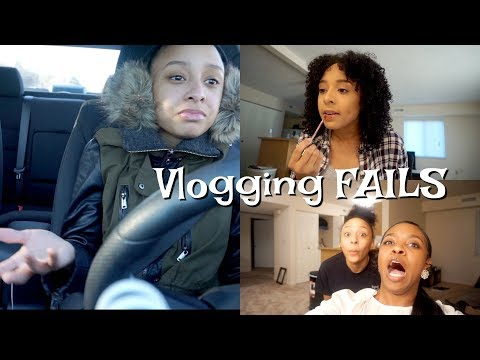 MY FAILED ATTEMPTS AT VLOGGING #lostfootage
