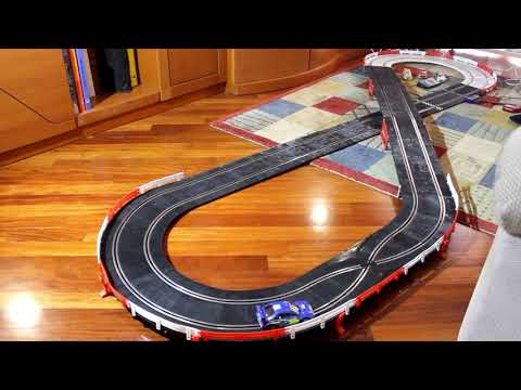 51-Circuito Rally Ninco, Scalextric, SCX, Slot