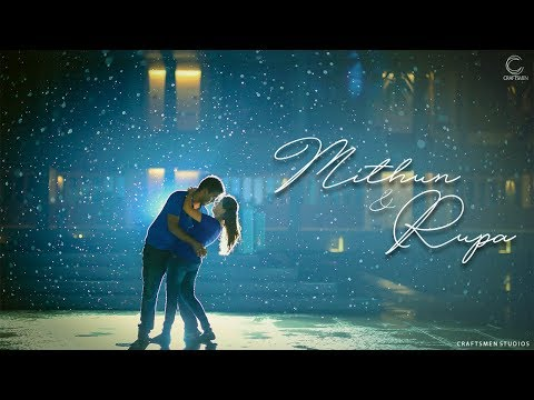 Mithun Manohar & Rupa Shri Wedding Teaser - Craftsmen Studios