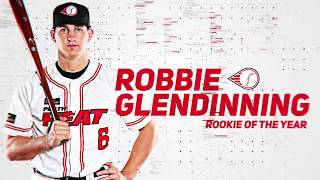 2019 ABL Rookie of the Year: Robbie Glendinning