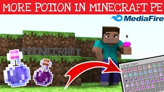 More potion for Minecraft pocket edition | More potion in Minecraft PE | More potion | Roargaming