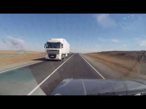 Day 30: Driving Towards Kazakhstan Border