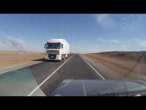 Day 30: Driving Towards Kazakhstan Border