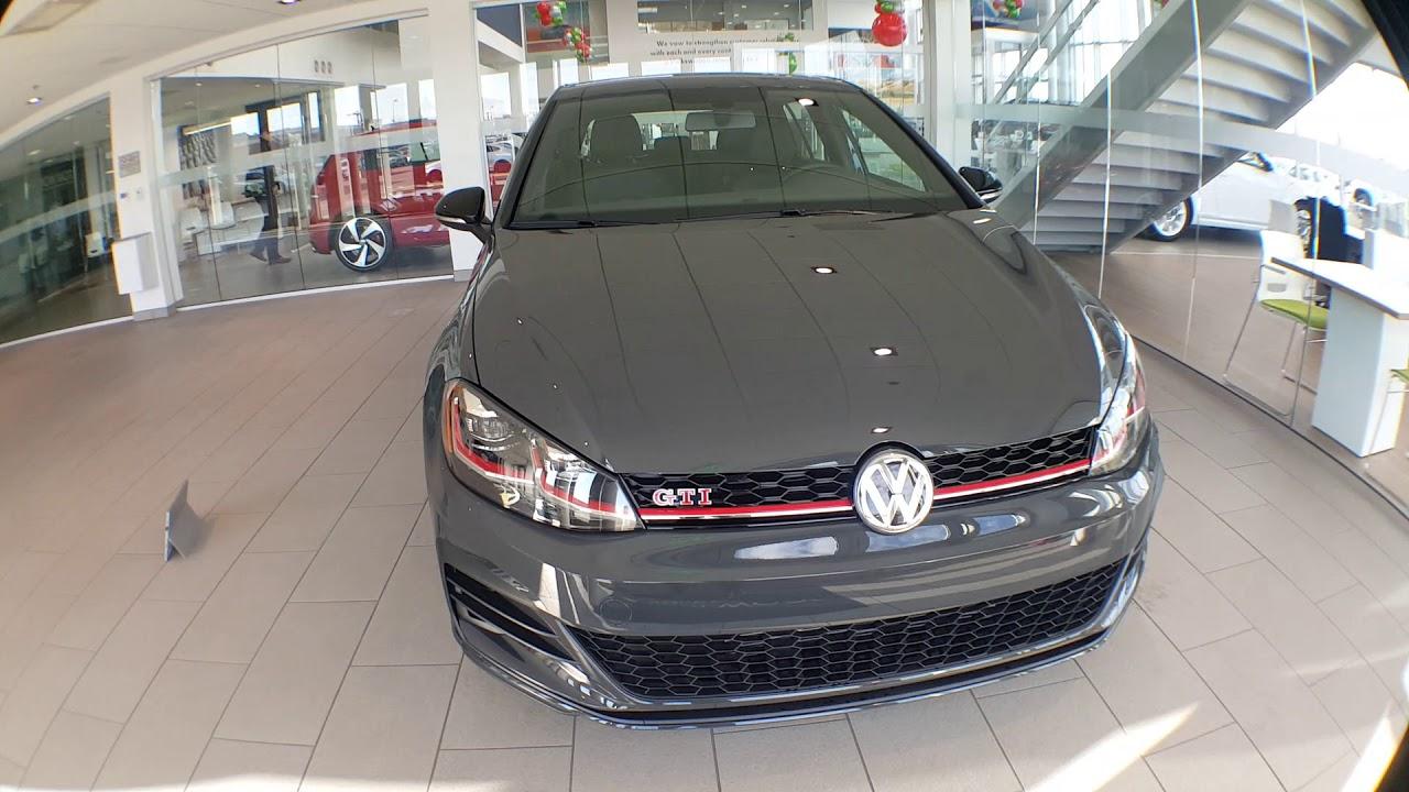 Tom Wood Volkswagen >> 2019 GTI Rabbit Edition! - YouTube