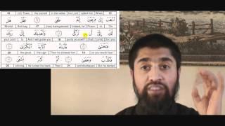 Surah 79 Wisam Sharieff Follow up