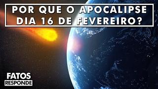 dia 16 de fevereiro pode realmente acontecer o fim do mundo segundo a nasa