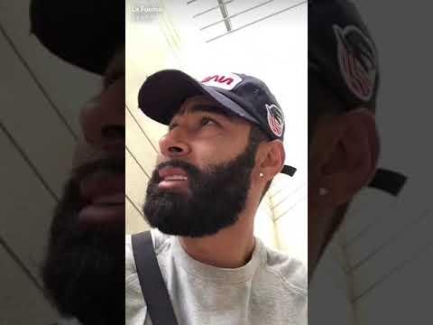 La Fouine réagit à la blessure de Mohamed Salah 🔥🔥