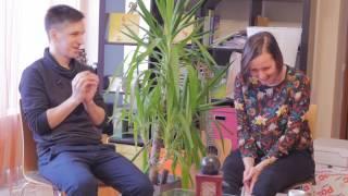 Matt un Kate intervija Austrumu medicīna un channelings