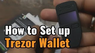 How to Set up Trezor Wallet for First time