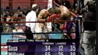 """Prince"" Charles Williams vs Merqui Sosa I Part 3"