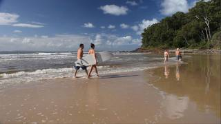 Sunshine Coast Holiday travel video guide - Queensland Australia