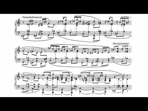 Erik Satie ~1897~ Pièces Froides, Airs à faire fuir, n°3