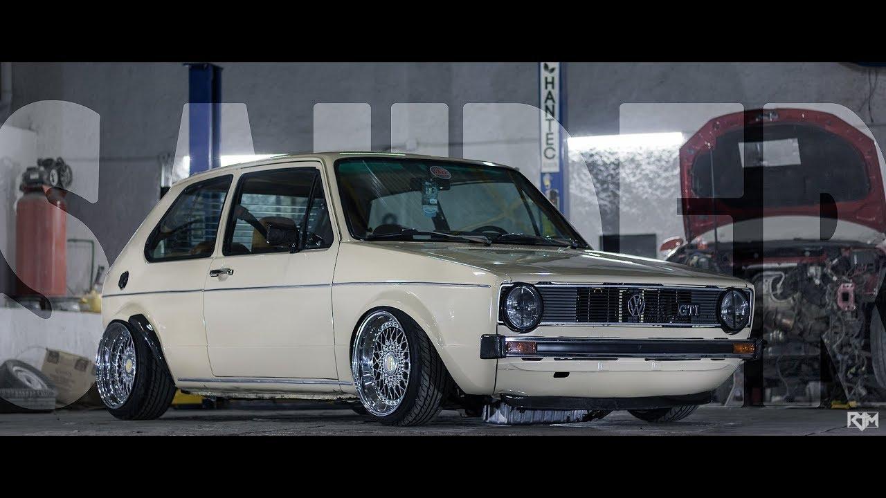 2017 Vw Jetta >> Sauder VW Golf MK1 - Euro Style - YouTube