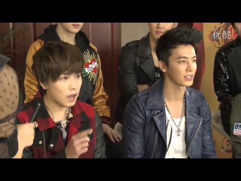 [130129] Liaoning TV Spring Festival: Interview with SJM (preview)