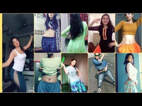 हरियाणवी छोरीयों का एक और गजब डांस । Haryanvi Dance Tiktok Video