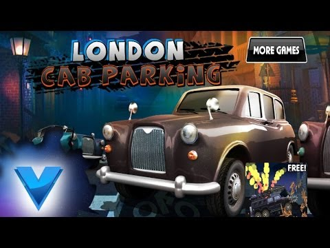 London Cab Parking - 3D Taxi by Vasco Games