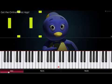 the-backyardigans---theme-song---piano-tutorial-/-piano-cover