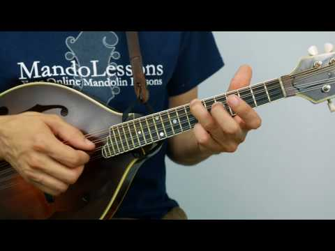 Two String Two Finger Chords: Key of G - Mandolin Lesson