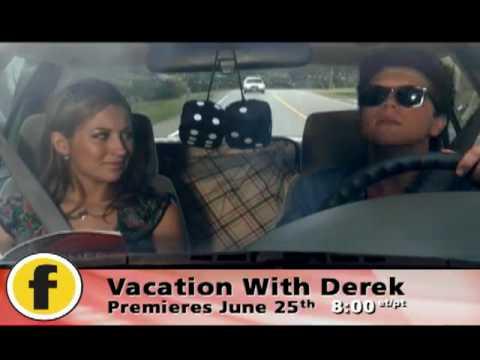 Vacation With Derek - Behind the scene 3