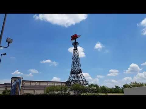 Hometown Rollcall- Paris, Texas