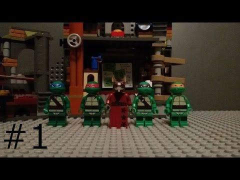 Lego Teenage Mutant Ninja Turtles episode 1