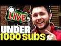 3 Ways to Mobile Live Stream *Under 1000 subscribers* YouTube 2019