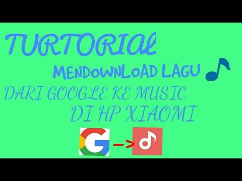 Cara Download Lagu Mp3 dari Google Di Hp Xiaomi