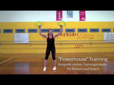 Training Powerhouse mit smoveys   Janka Daubner