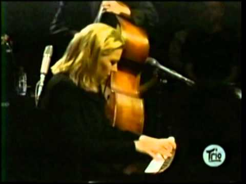DIANA KRALL-I LOVE BEING HERE WITH YOU