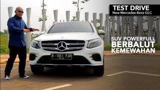 Test Drive New Mercedes-Benz GLC 200 AMG Line
